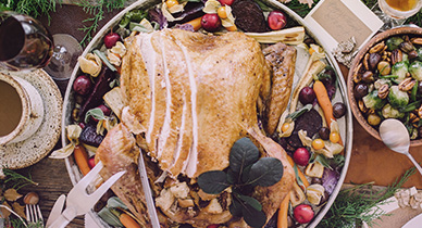 15 Amazingly Healthy Thanksgiving Recipes