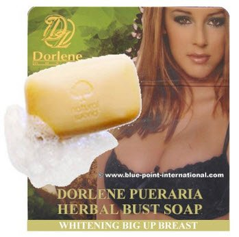bust soap