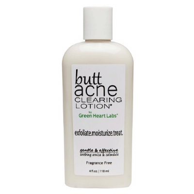 butt acne lotion