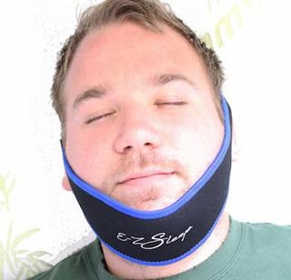 sleep apnea chin strap