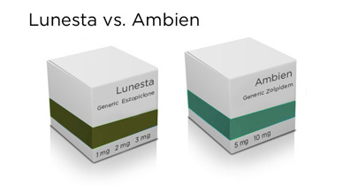Lunesta vs. Ambien: Two Short-term Treatments for Insomnia