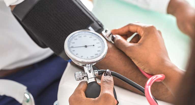 hypertension and high cholesterol