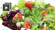Healthy salad for hypertension