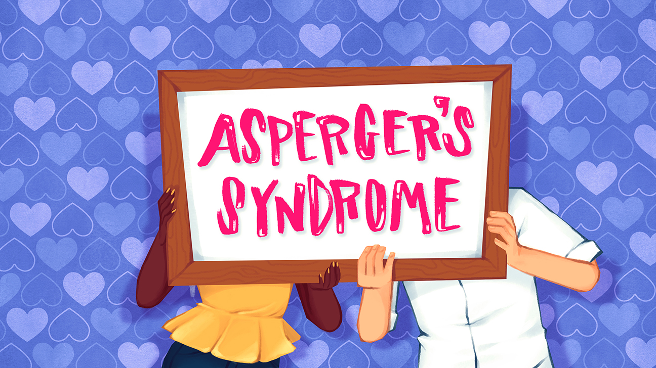 love someone with asperger's