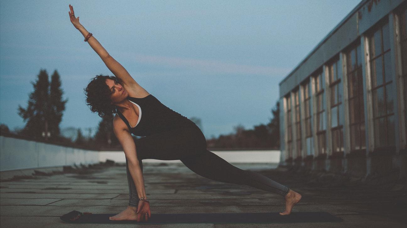 restful yoga