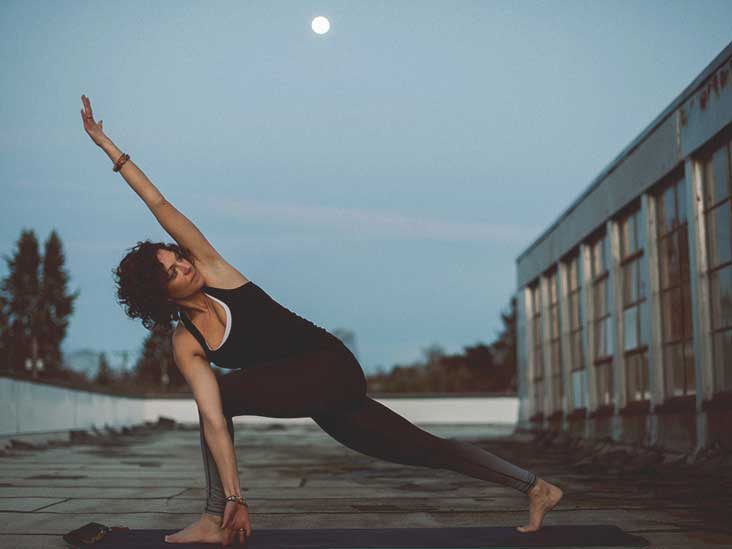 A Restful Yoga Routine for Insomnia