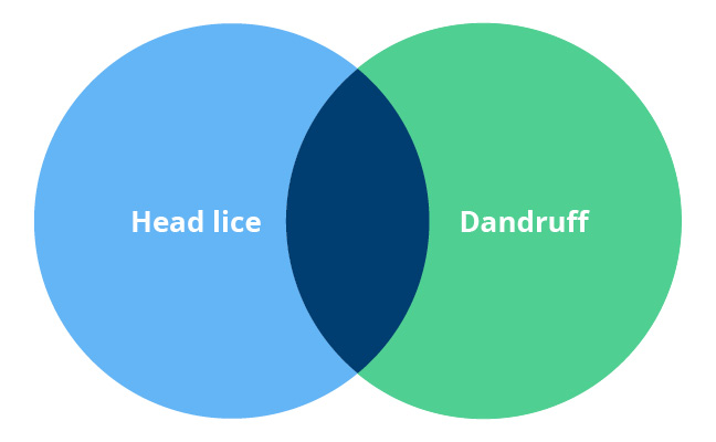 lice vs. dandruff: how do i tell the difference?, Skeleton