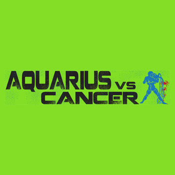 Aquarius vs Cancer