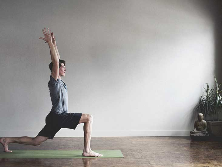 5 Yoga Stretches to Relieve Symptoms of Prostate Enlargement