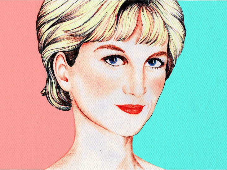 How Princess Diana Flipped the Conversation About Mental Health