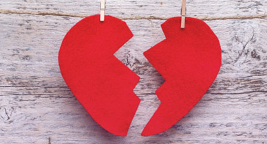 what to do when your heartbroken and depressed