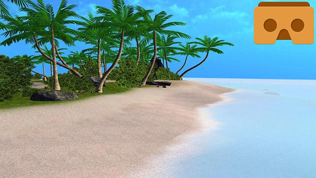 vr tropical medication 3d