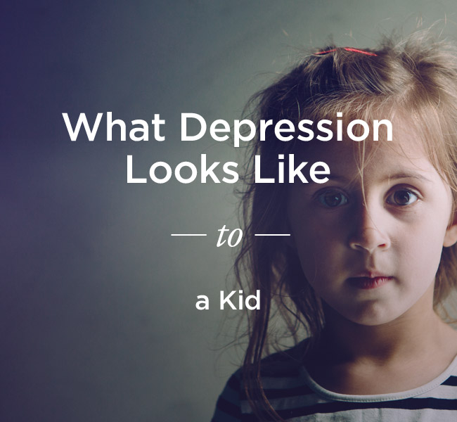 childhood depression what is it Clinical depression is like a dark cloud hanging over the child, and there's often a pervasive feeling of gloom, irritability and loss of interest since childhood depression isn't on many parents' radar (and sometimes not on doctors', either), it can be easy to miss.