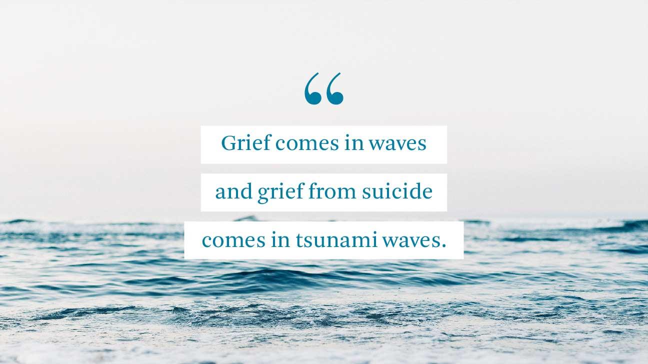 grief is hard work