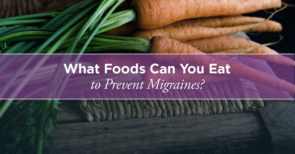 What To Eat When You Have A Migraine