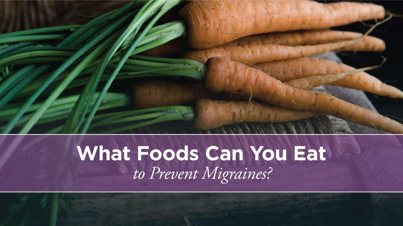 what to eat when migraine