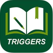 my migraine triggers logo