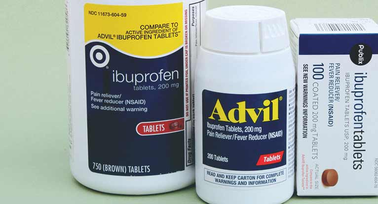 Ibuprofen (Advil) Side Effects: Info to Know