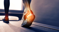ankle and heel pain