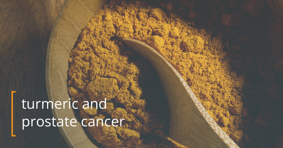 Turmeric And Prostate Cancer Does It Work