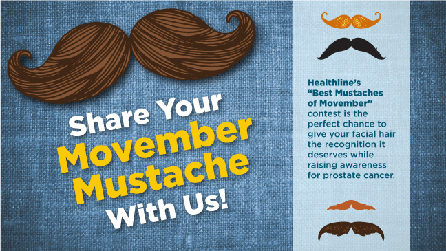 Share Your Movember Mustache