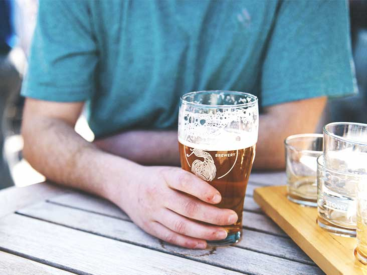 Can Alcohol Affect Symptoms of Prostate Cancer?