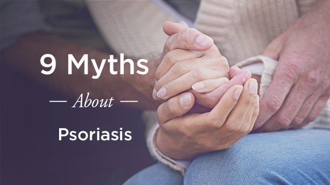 psoriasis myths
