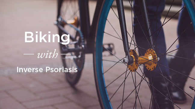 cycling and psoriasis