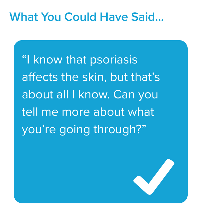 psoriasis yes