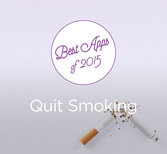 The Best Quit Smoking iPhone and Android Apps of the Year