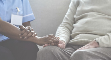 Finding a Caregiver for an Older Parent