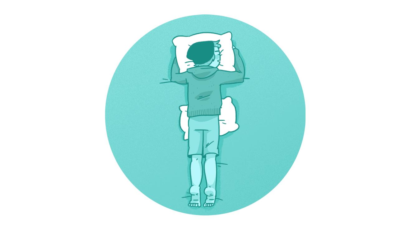 uyku pozisyonları