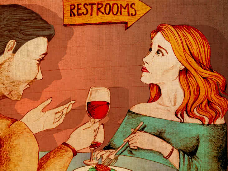Dating someone with ibs