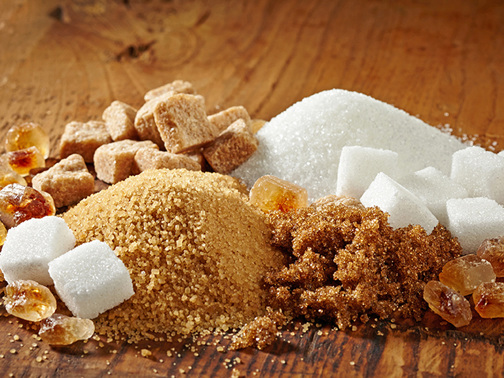 The 56 Most Common Names for Sugar (Some Are Tricky)