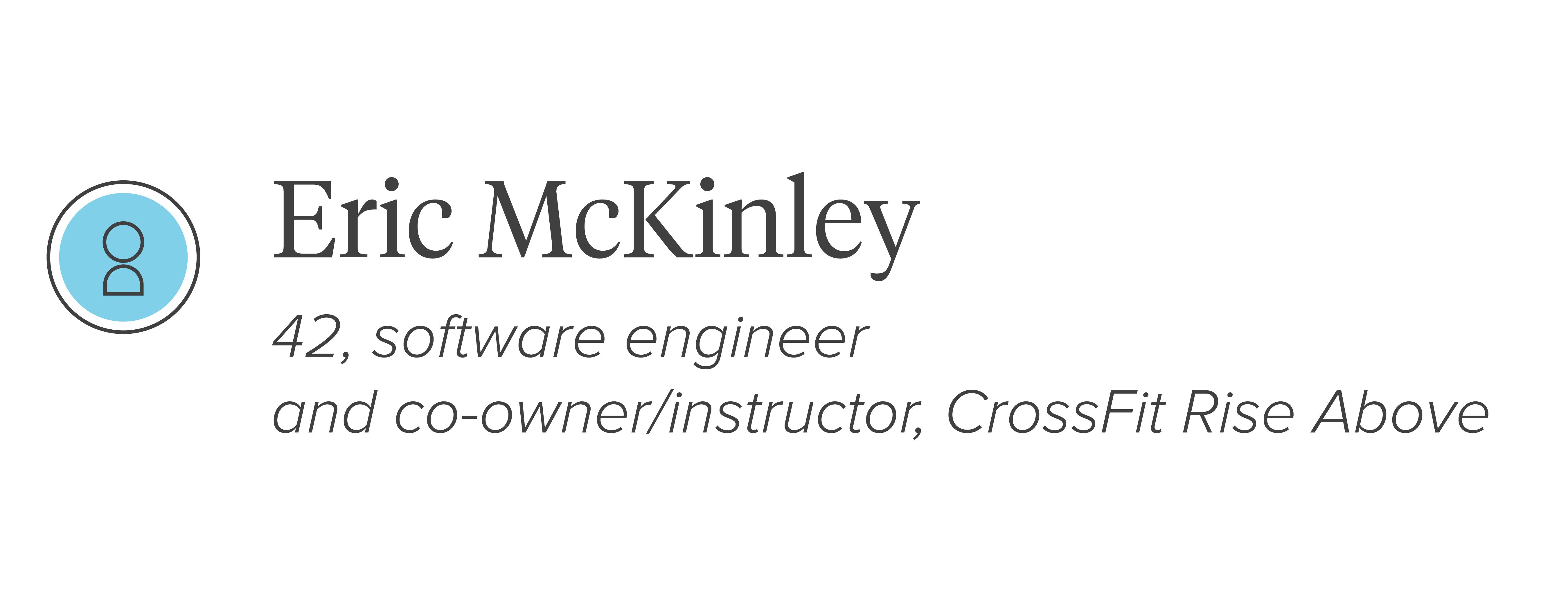 Eric McKinley
