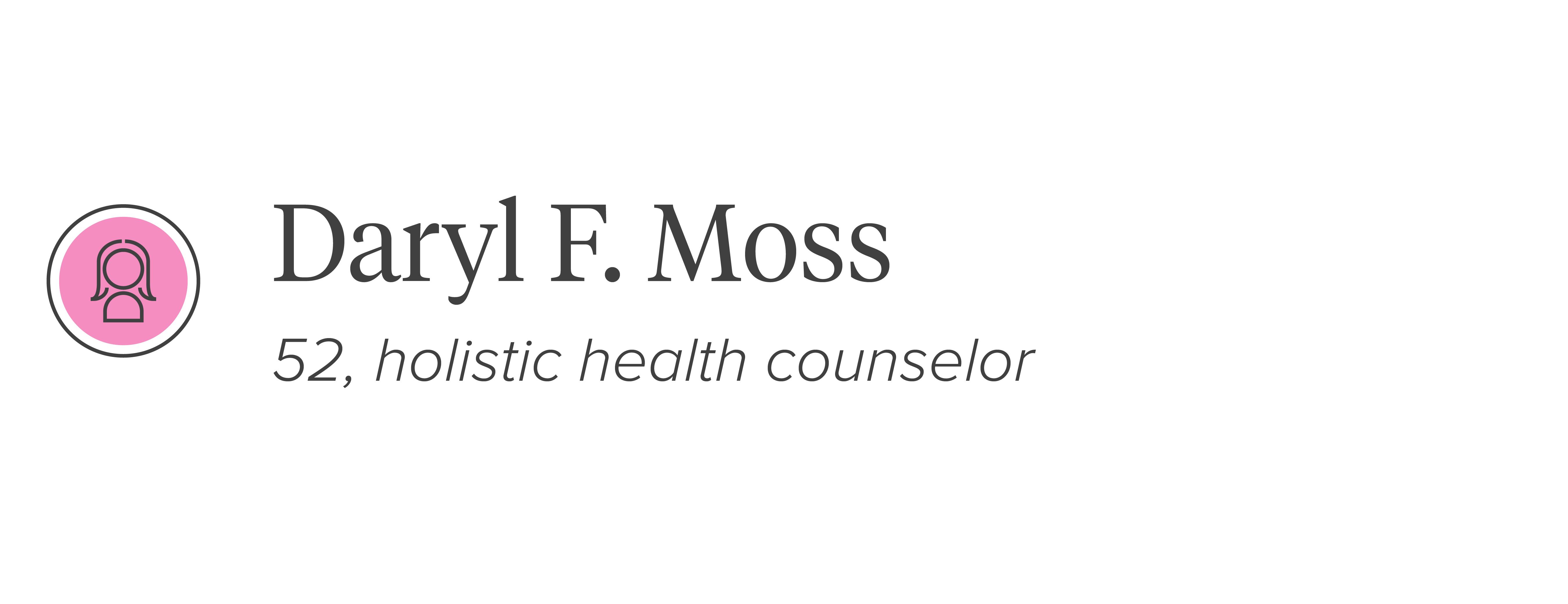 Daryl F. Moss