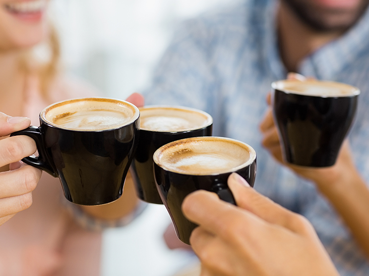 The Effects Of Caffeine On Your Body - Good bad effects coffee can