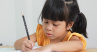 What Does Handwriting Say About ADHD?