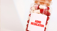 adhd medication bottle