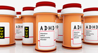 vials of adhd medication