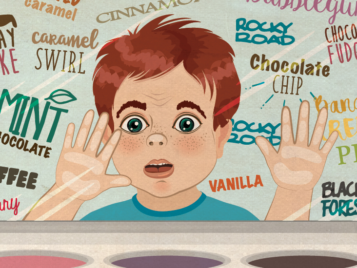 4 Things My Kid with ADHD Sees Differently