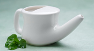 Nasal Irrigation and Neti Pots
