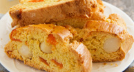 Orange Cinnamon Biscotti