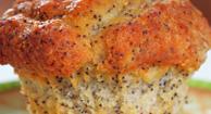 Gluten-Free Poppy Seed Cornbread Muffins