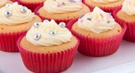 Very Vanilla Gluten-Free Cupcakes