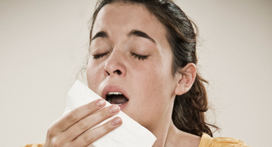 flushing Do anti histamines cause facial