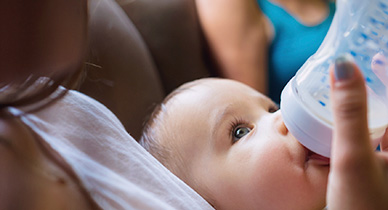 How to Tell if Your Infant Has Milk Allergies
