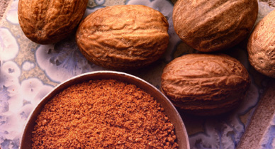 Nutmeg vs. Tree Nuts: What's the Difference?