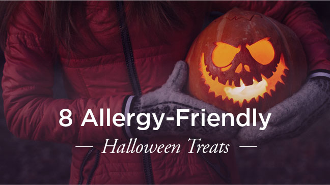 creative halloween treats