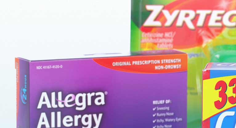 Allegra vs. Zyrtec: How Do They Compare?